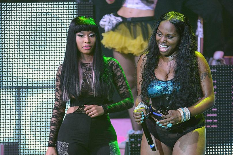 nicki-minaj-foxy-brown